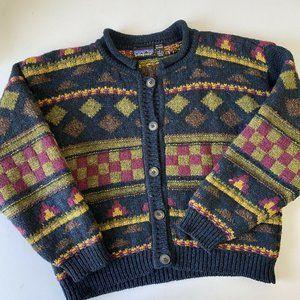 Patagonia Women's Wool Button Down Sweater